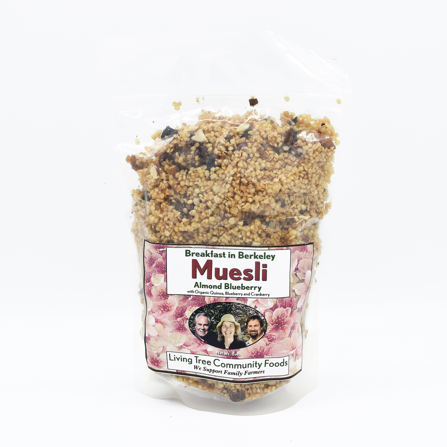 Organic muesli Breakfast in Berkeley - Kosher