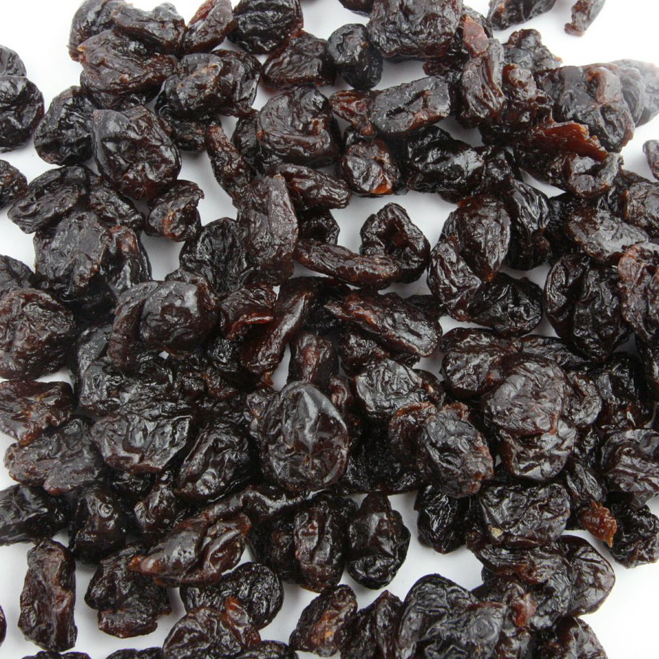Organic dried bing cherries