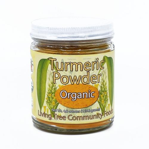 Organic turmeric powder kosher