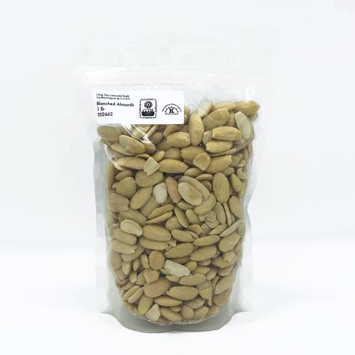 Blanched Almonds Pack