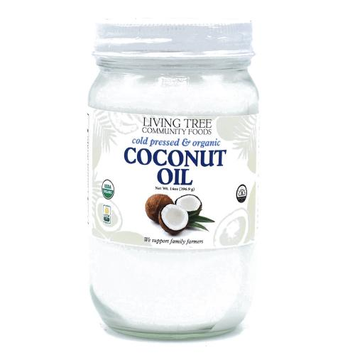 Coconut Oil Cold Pressed and Organic