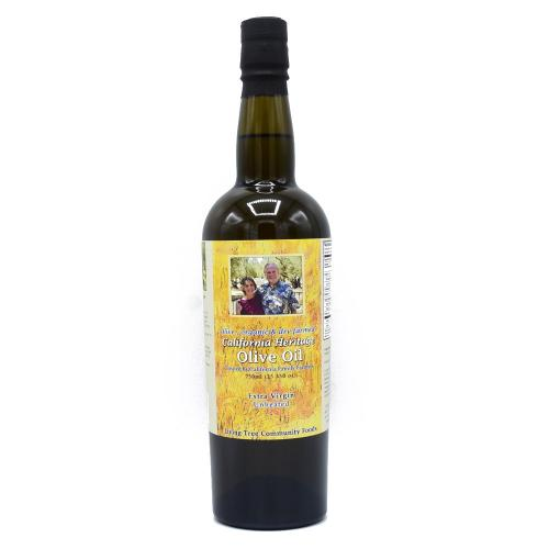 California Heritage Extra Virgin Olive Oil