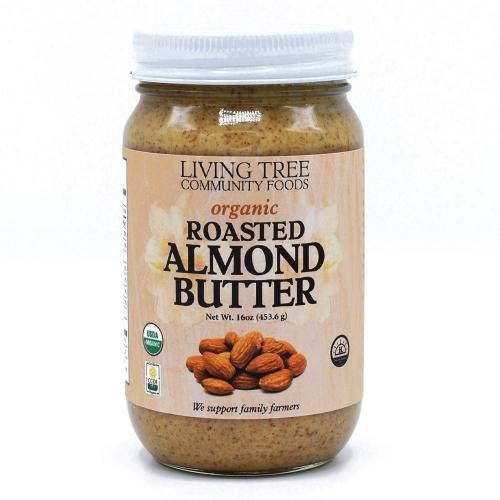 Roasted Almond Butter - Organic