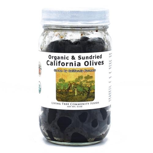 California Olives Sundried and Organic