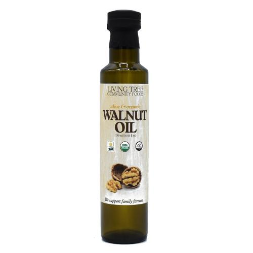 Walnut Oil – Alive and Organic