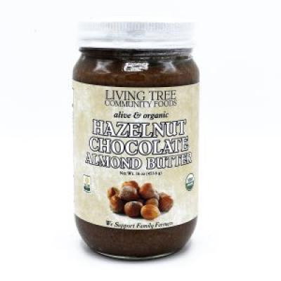 Chocolate hazelnut butter 16oz.