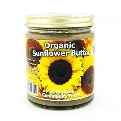 Sunflower butter 8oz.