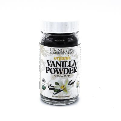 Organic kosher vanilla powder 1oz.