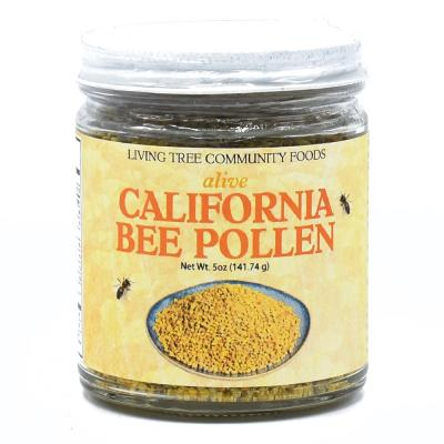 California Bee Pollen Raw and Alive
