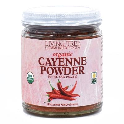 Cayenne Powder Organic