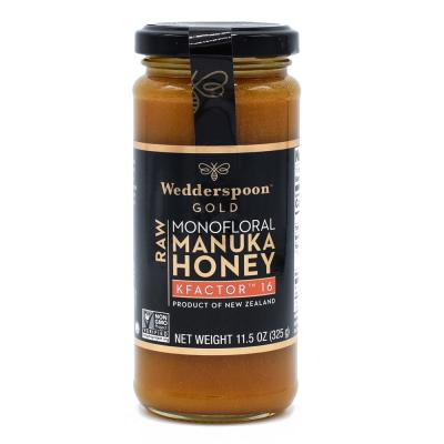 Manuka Honey Raw and Alive