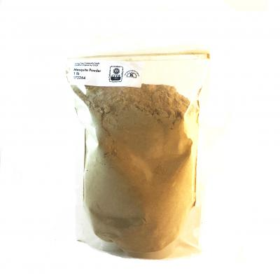 Mesquite Powder Package