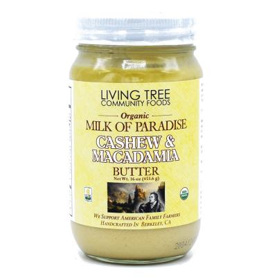 Milk of Paradise Cashew and Macadamia Butter